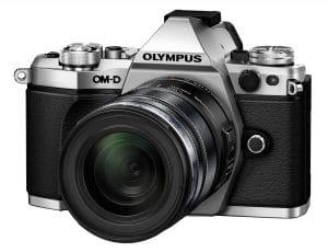 Mirrorless Olympus E-M5 II