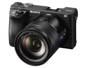Sony a6500, mirrorless per video